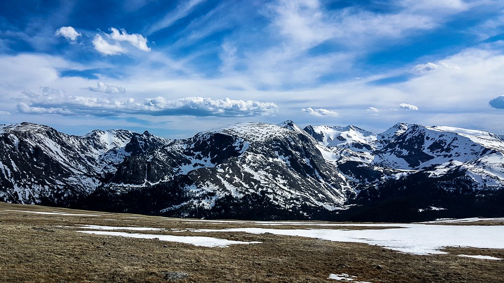 Colorado Rockies - Rocky Mountain National Park