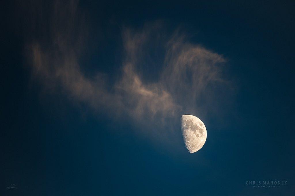Moon Into Dust