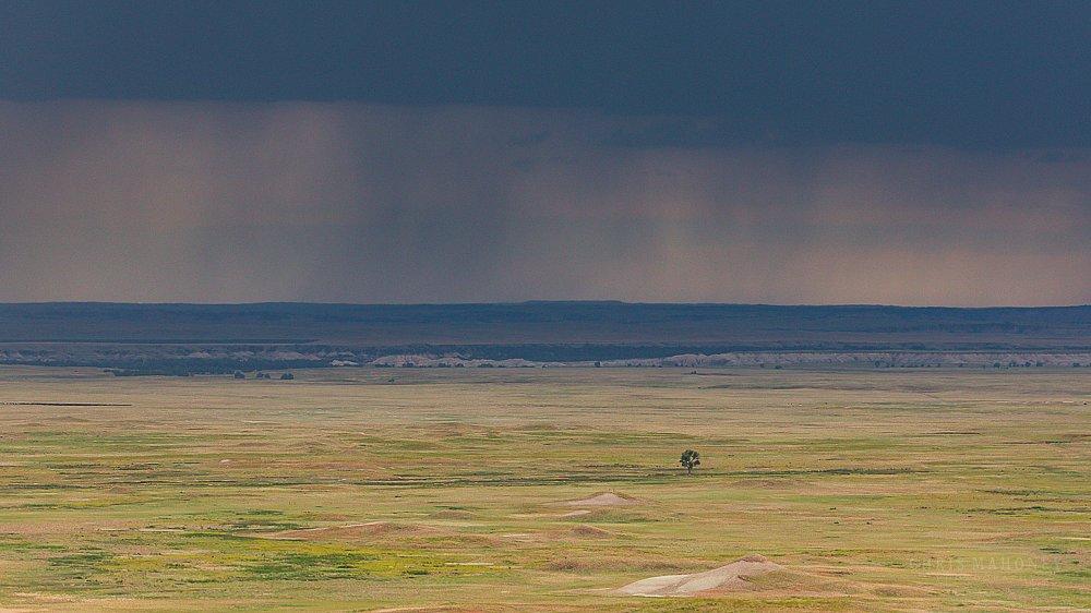 After the storm - Badlands